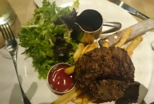 American steak ;)