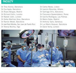 Живая хирургия по окулопластике, IMO