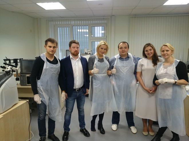 Курс по витреоретинальной хирургии, Г. Казань