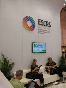 European Society of Cataract & Refractive Surgeons,  Lisbon,  Portugal