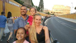 Привет из Рима :-)