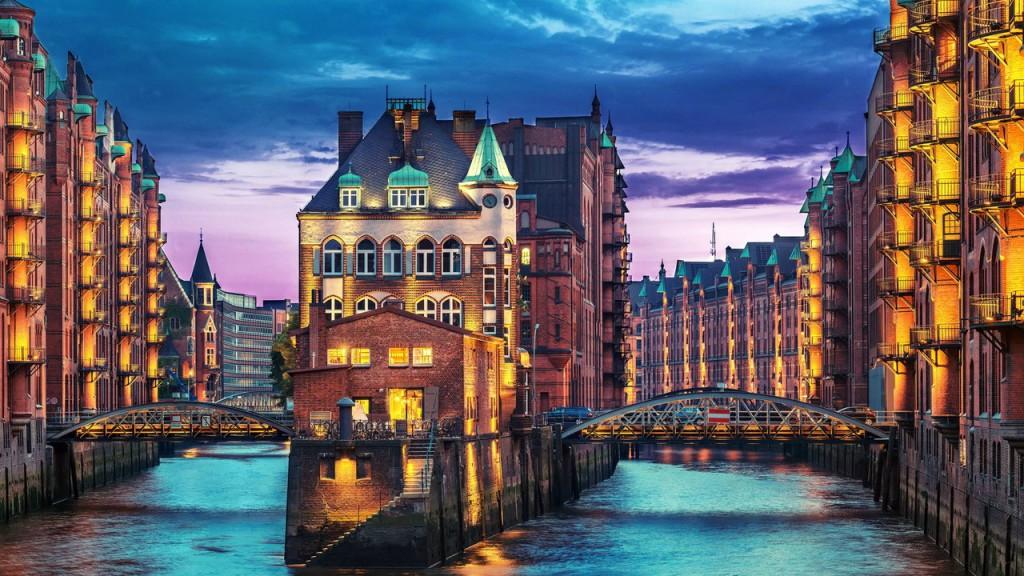 Загадочный Гамбург