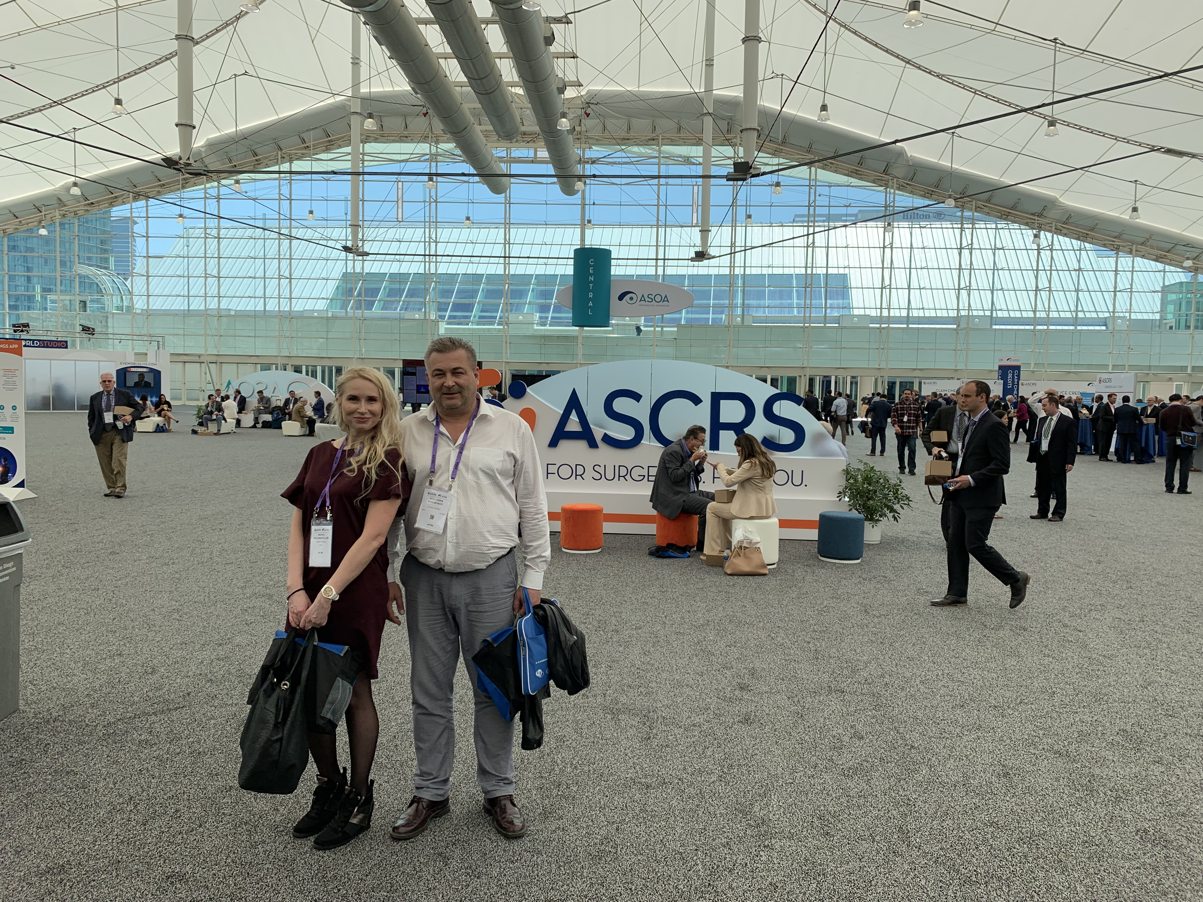 ASCRS 2019