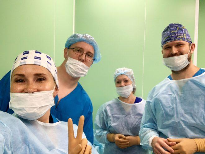 Операционная, Клиника Глазных Болезней, Уфа 2019